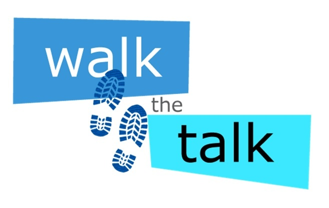 Walk The Talk Official Contract For American Renewal